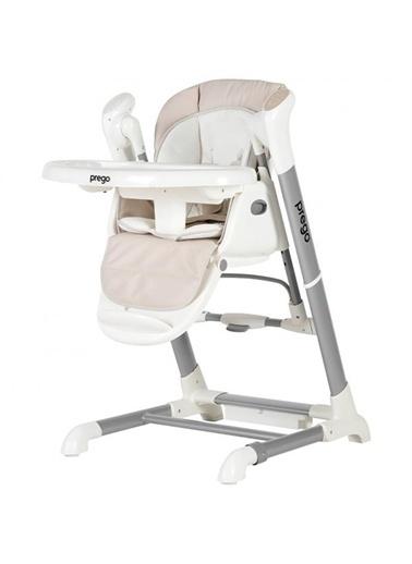 Prego Prego 4023 Trio Sallanır Bebek Mama Sandalyesi Salıncak Hardal